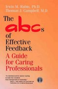 The ABCs of Effective Feedback 1st edition 9780787910778 0787910775