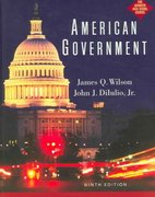 American Government 8th edition 9780618043590 0618043594