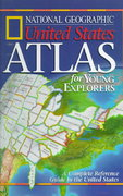 National Geographic United States Atlas for Young Explorers 0 9780792271154 0792271157