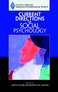 Current Directions in Social Psychology 1st edition 9780205579471 0205579477