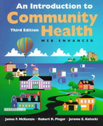An Introduction to Community Health 3rd edition 9780763708726 0763708720