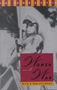 Women and War 1st Edition 9780226206264 0226206262