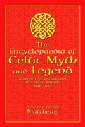 The Encyclopedia of Celtic Myth and Legend 0 9781592283026 1592283020
