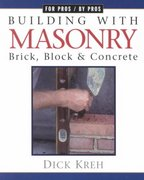 Building with Masonry 0 9781561583362 1561583367
