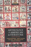 Anthology of American Literature 8th edition 9780131829541 0131829548