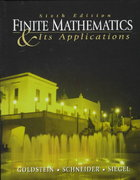 Finite Mathematics and Its Applications 6th edition 9780137418770 0137418779