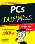 PCs For Dummies 11th edition 9780470137284 0470137282