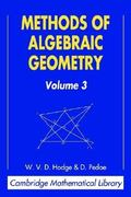 Methods of Algebraic Geometry 0 9780521467759 0521467756