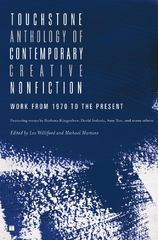 Touchstone Anthology of Contemporary Creative Nonfiction 1st Edition 9781416531746 1416531742