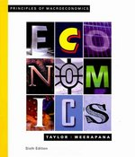 Principles of Macroeconomics 6th edition 9780618967636 061896763X