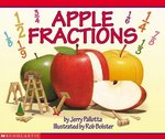 Apple Fractions 0 9780439389013 0439389011