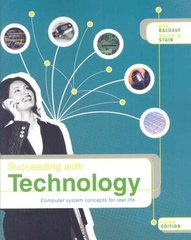 Succeeding with Technology 3rd edition 9781423925293 1423925297