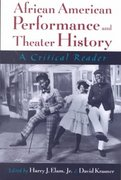 African American Performance and Theater History 1st Edition 9780195127256 0195127250