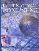 International Accounting 4th edition 9780130332721 0130332720
