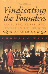 Vindicating the Founders 1st Edition 9780847685172 0847685179