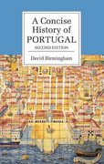 A Concise History of Portugal 2nd Edition 9780521536868 0521536863