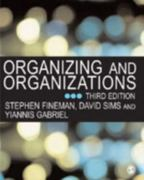 Organizing and Organizations 3rd edition 9781412901291 1412901294