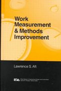 Work Measurement and Methods Improvement 1st edition 9780471370895 0471370894