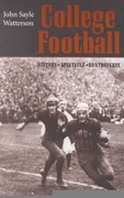College Football 0 9780801871146 080187114X