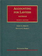 Accounting for Lawyers 4th edition 9781599410395 1599410397