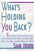 What's Holding You Back? 1st Edition 9781250103574 1250103576