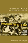 Saving Children from a Life of Crime 0 9780195304091 0195304098