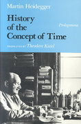 History of the Concept of Time 1st Edition 9780253207173 0253207177