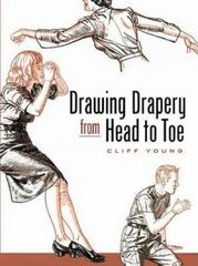 Drawing Drapery from Head to Toe 1st Edition 9780486455914 0486455912