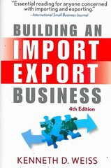 Building an Import / Export Business 4th edition 9780470120477 0470120479