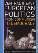 Central and East European Politics 0 9780742540675 0742540677