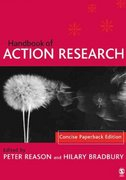 Handbook of Action Research 0 9781412920308 1412920302