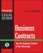 Business Contracts : Turn Any Business Contract to Your Advantage 1st edition 9781599180724 1599180723