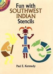 Fun with Southwest Indian Stencils 0 9780486276960 0486276961