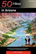Explorer's Guide 50 Hikes in Arizona 0 9780881505993 0881505994