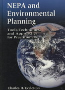 NEPA and Environmental Planning 1st edition 9780849375590 0849375592