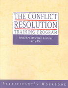 The Conflict Resolution Training Program 1st edition 9780787955816 0787955817