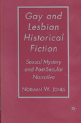Gay and Lesbian Historical Fiction 1st edition 9781403976550 1403976554