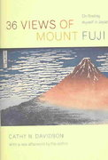 36 Views of Mount Fuji 2nd edition 9780822339137 0822339137