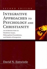 Integrative Approaches to Psychology and Christianity 2nd edition 9781556359446 1556359446