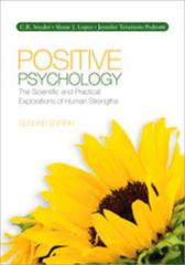 Positive Psychology 2nd edition 9781412990622 1412990629