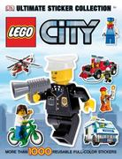 Ultimate Sticker Collection: LEGO City 0 9780756671402 075667140X
