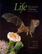 Life: The Science of Biology (Loose Leaf), BioPortal for Life: The Science of Biology (12-month access card), Study Guide for Life: The Science of Biology 9th edition 9781429269940 1429269944