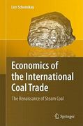 Economics of the International Coal Trade 1st edition 9789048192397 9048192390