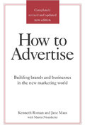 How to Advertise 3rd edition 9780312318598 0312318596