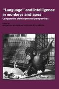 'Language' and Intelligence in Monkeys and Apes 0 9780521459693 0521459699
