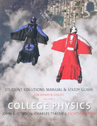 College Physics Student Solutions Manual & Study Guide Vol 1 (Chap 1-14) 8th edition 9780495556114 0495556114
