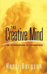 The Creative Mind 1st Edition 9780486454399 0486454398
