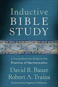 Inductive Bible Study 1st Edition 9781441259462 1441259465