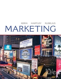 Marketing with Connect Plus 10th edition 9780077398255 0077398254