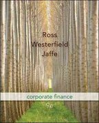 Loose-leaf Corporate Finance 9th edition 9780077398309 0077398300